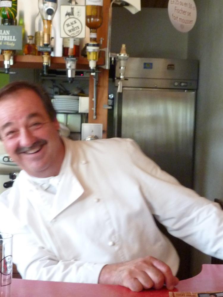Jean-Paul, votre Chef